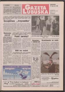 Gazeta Lubuska R. XLVI [właśc. XLVII], nr 18 (22 stycznia 1998). - Wyd 1