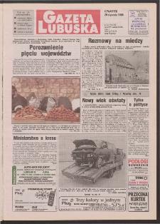 Gazeta Lubuska R. XLVI [właśc. XLVII], nr 24 (29 stycznia 1998). - Wyd 1