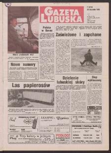 Gazeta Lubuska R. XLVI [właśc. XLVII], nr 30 [właśc. 25] (30 stycznia 1998). - Wyd 1