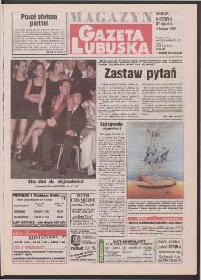 Gazeta Lubuska : magazyn R. XLVI [właśc. XLVII], nr 26 (31 stycznia/1 lutego 1998). - Wyd 1