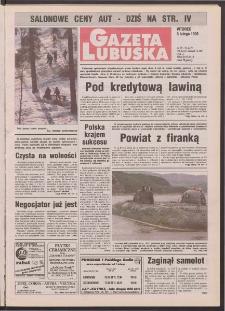 Gazeta Lubuska R. XLVI [właśc. XLVII], nr 28 (3 lutego 1998). - Wyd 1