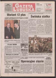Gazeta Lubuska R. XLVI [właśc. XLVII], nr 29 (4 lutego 1998). - Wyd 1