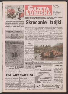 Gazeta Lubuska R. XLVI [właśc. XLVII], nr 40 (17 lutego 1998). - Wyd 1
