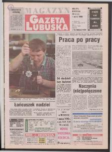 Gazeta Lubuska : magazyn R. XLVI [właśc. XLVII], nr 50 (28 lutego/1 marca 1998). - Wyd 1