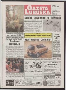 Gazeta Lubuska R. XLVI [właśc. XLVII], nr 61 (13 marca 1998). - Wyd 1
