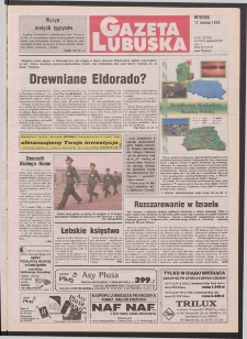 Gazeta Lubuska R. XLVI [właśc. XLVII], nr 64 (17 marca 1998). - Wyd 1