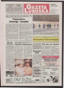 Gazeta Lubuska R. XLVI [właśc. XLVII], nr 66 (19 marca 1998). - Wyd 1
