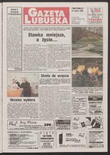 Gazeta Lubuska R. XLVI [właśc. XLVII], nr 75 (30 marca 1998). - Wyd 1