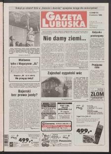Gazeta Lubuska R. XLVI [właśc. XLVII], nr 84 (9 kwietnia 1998). - Wyd 1