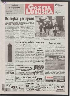 Gazeta Lubuska R. XLVI [właśc. XLVII], nr 87 (14 kwietnia 1998). - Wyd 1