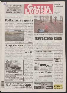 Gazeta Lubuska R. XLVI [właśc. XLVII], nr 89 (16 kwietnia 1998). - Wyd 1