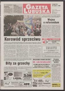 Gazeta Lubuska R. XLVI [właśc. XLVII], nr 95 (23 kwietnia 1998). - Wyd 1