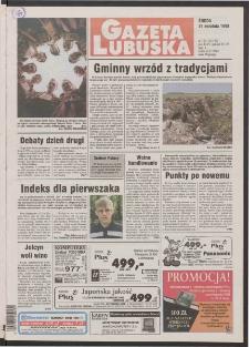 Gazeta Lubuska R. XLVI [właśc. XLVII], nr 100 (29 kwietnia 1998). - Wyd 1