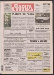 Gazeta Lubuska R. XLVI [właśc. XLVII], nr 104 (5 maja 1998). - Wyd 1