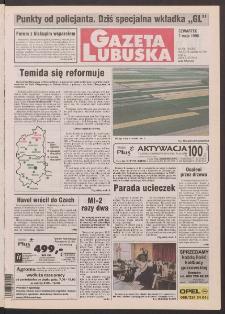 Gazeta Lubuska R. XLVI [właśc. XLVII], nr 106 (7 maja 1998). - Wyd 1