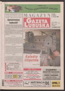 Gazeta Lubuska : magazyn R. XLVI [właśc. XLVII], nr 108 (9/10 maja 1998). - Wyd 1
