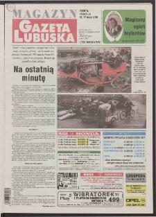 Gazeta Lubuska : magazyn R. XLVI [właśc. XLVII], nr 114 (16/17 maja 1998). - Wyd 1