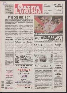Gazeta Lubuska R. XLVI [właśc. XLVII], nr 117 (20 maja 1998). - Wyd 1