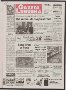 Gazeta Lubuska R. XLVI [właśc. XLVII], nr 133 (8 czerwca 1998). - Wyd 1