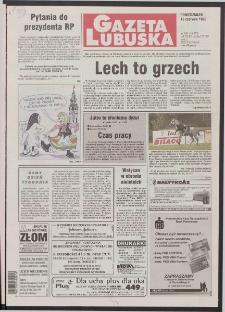 Gazeta Lubuska R. XLVI [właśc. XLVII], nr 138 (15 czerwca 1998). - Wyd 1