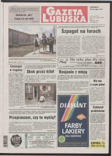 Gazeta Lubuska R. XLVI [właśc. XLVII], nr 141 (18 czerwca 1998). - Wyd 1