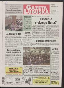 Gazeta Lubuska R. XLVI [właśc. XLVII], nr 145 (23 czerwca 1998). - Wyd 1