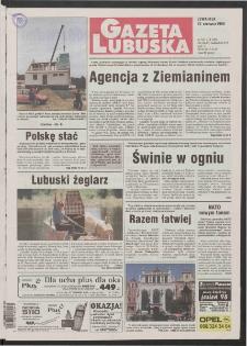 Gazeta Lubuska R. XLVI [właśc. XLVII], nr 147 (25 czerwca 1998). - Wyd 1