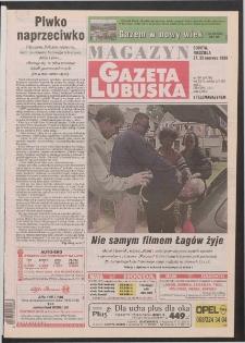 Gazeta Lubuska : magazyn R. XLVI [właśc. XLVII], nr 149 (27/28 czerwca 1998). - Wyd 1