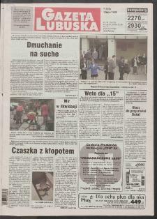 Gazeta Lubuska R. XLVI [właśc. XLVII], nr 154 (3 lipca 1998). - Wyd 1