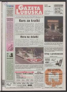 Gazeta Lubuska R. XLVI [właśc. XLVII], nr 160 (10 lipca 1998). - Wyd 1