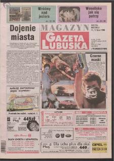 Gazeta Lubuska : magazyn R. XLVI [właśc. XLVII], nr 161 (11/12 lipca 1998). - Wyd 1
