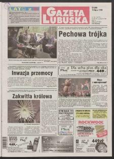 Gazeta Lubuska R. XLVI [właśc. XLVII], nr 164 (15 lipca 1998). - Wyd 1