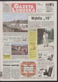 Gazeta Lubuska R. XLVI [właśc. XLVII], nr 166 (17 lipca 1998). - Wyd 1