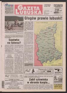 Gazeta Lubuska R. XLVI [właśc. XLVII], nr 168 (20 lipca 1998). - Wyd 1