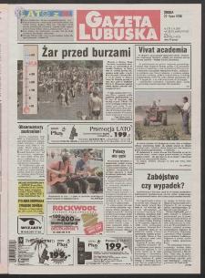 Gazeta Lubuska R. XLVI [właśc. XLVII], nr 170 (22 lipca 1998). - Wyd 1