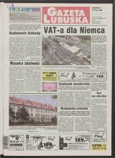 Gazeta Lubuska R. XLVI [właśc. XLVII], nr 171 (23 lipca 1998). - Wyd 1