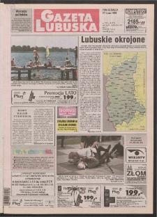 Gazeta Lubuska R. XLVI [właśc. XLVII], nr 174 (27 lipca 1998). - Wyd 1