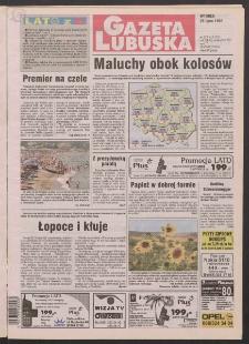 Gazeta Lubuska : magazyn R. XLVI [właśc. XLVII], nr 175 (28 lipca 1998). - Wyd 1