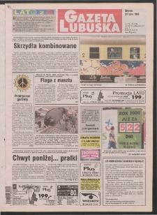 Gazeta Lubuska R. XLVI [właśc. XLVII], nr 176 (29 lipca 1998). - Wyd 1