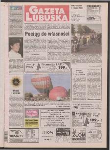Gazeta Lubuska R. XLVI [właśc. XLVII], nr 180 (3 sierpnia 1998). - Wyd 1