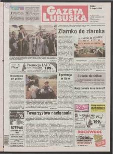 Gazeta Lubuska R. XLVI [właśc. XLVII], nr 182 (5 sierpnia 1998). - Wyd 1