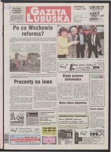 Gazeta Lubuska R. XLVI [właśc. XLVII], nr 191 (17 sierpnia 1998). - Wyd 1
