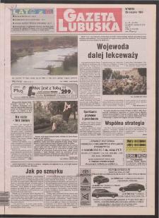 Gazeta Lubuska R. XLVI [właśc. XLVII], nr 198 (25 sierpnia 1998). - Wyd 1