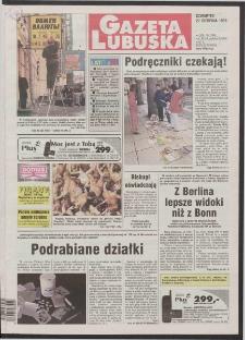 Gazeta Lubuska R. XLVI [właśc. XLVII], nr 200 (27 sierpnia 1998). - Wyd 1