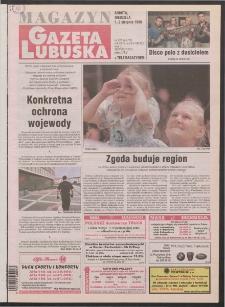 Gazeta Lubuska : magazyn R. XLVI [właśc. XLVII], nr 179 (1/2 sierpnia 1998). - Wyd 1