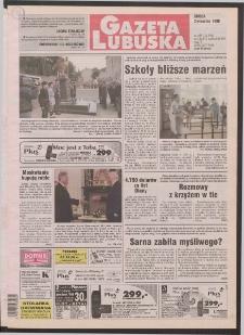 Gazeta Lubuska R. XLVII, nr 205 (2 września 1998). - Wyd 1