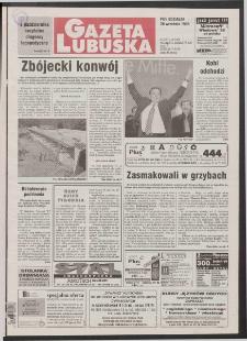 Gazeta Lubuska R. XLVII, nr 227 (28 września 1998). - Wyd 1