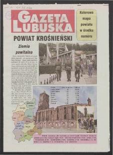 Gazeta Lubuska R. XLVII, nr 261 (6 listopada 1998). - Wyd 1