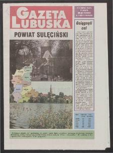 Gazeta Lubuska R. XLVII, nr 275 (24 listopada 1998). - Wyd 1