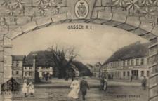 Jasień / Gassen; Breite-Strasse